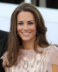 Duke and Duchess of Cambridge 1st wedding anniversary
