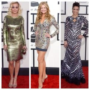 Rita Ora, Nancy O'Dell e Paula Patton