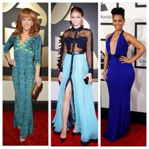 Kathy Griffin, Zendaya e Alicia Keys