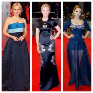 Gillian Anderson, Cate Blanchett & Lea Seydoux