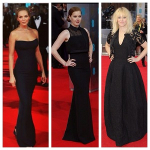 Uma Thurman, Amy Adams & Edith Bowman