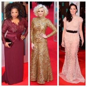 Oprah Winfrey, Fearne Cotton & Lara Pulver