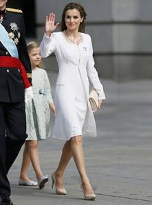 Rainha Letizia