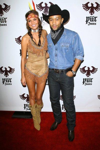 John Legend e Chrissy Teigen