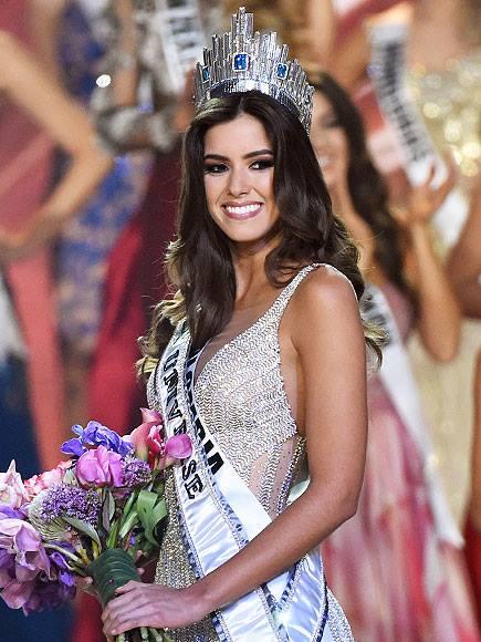 Paulina Vega - Miss Universo 2015