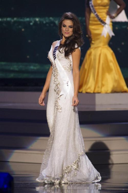 Miss Brasil - Traje de Gala