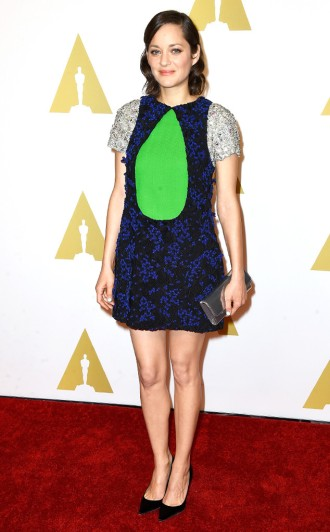 Marion Cotillard - concorre à melhor atriz
