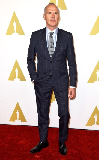 Michael Keaton - concorre à melhor ator