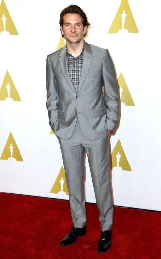 Bradley Cooper - concorre à melhor ator