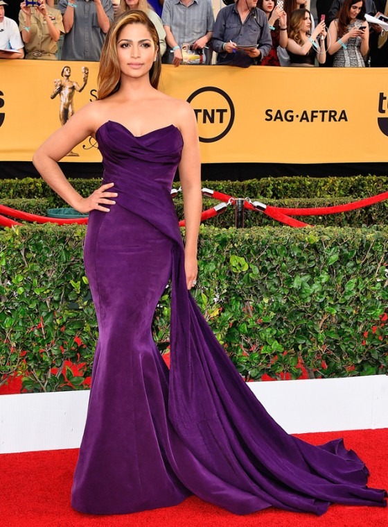 CAMILA ALVES - Sag Awards